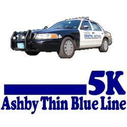 Ashby Thin Blue Line 5K