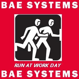 BAE Run At Work Day