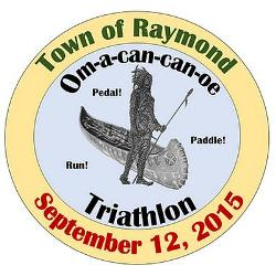 Om-a-can-can-oe Pedal, Paddle and Run Triathlon