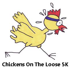 Chickens On The Loose 5K