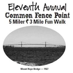 Common Fence Point 5 Miler