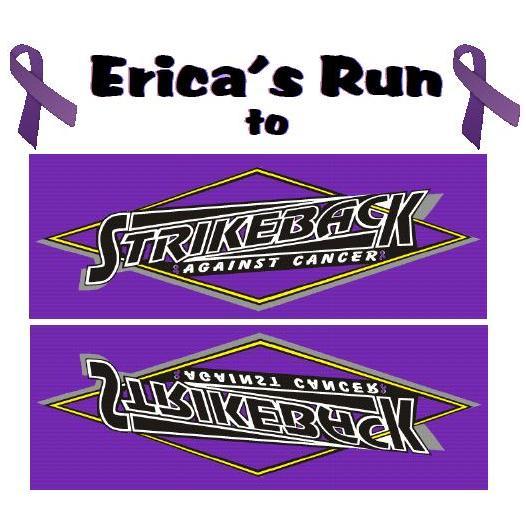 Ericas Run To Strikeback Against Cancer 5K