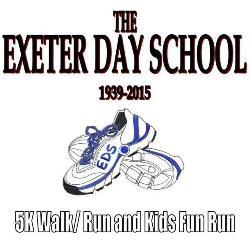 Exeter Day School 5K