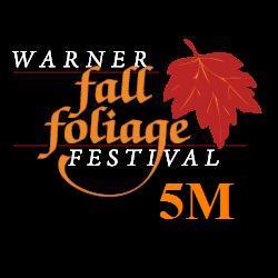 Warner Fall Foliage Festival 5 Miler