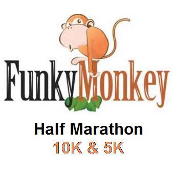 Funky Monkey Half Marathon & 10K & 5K