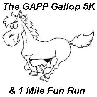 GAPP Gallop 5K & 1.5M Walk