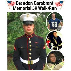 Brandon Garabrant Memorial 5K