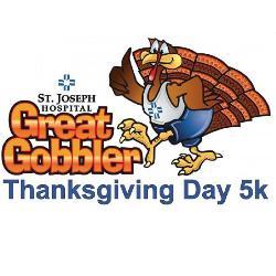 Great Gobbler Thanksgiving Day 5K