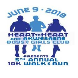 Heart To Heart Fitness 10K