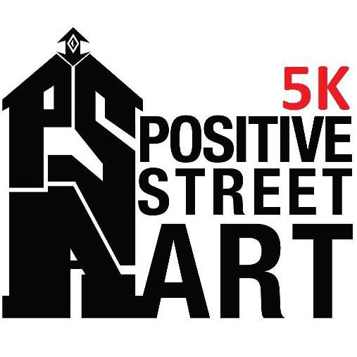 Positive Street Art 5K