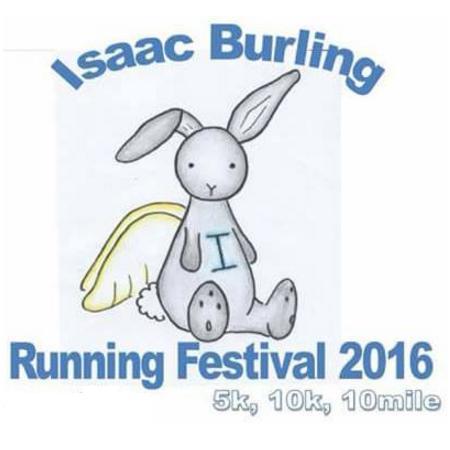 Issac Burling Running Festival 5K 10K 10M