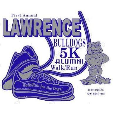 Lawrence High School<br /> Alumni Association 5K