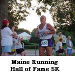 Maine Running Hall of Fame 5K