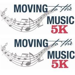 Moving To The Music 5K