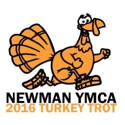 Newman YMCA Turkey Trot 5K 2017