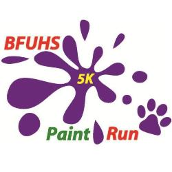 BFUHS Paint Run 5K
