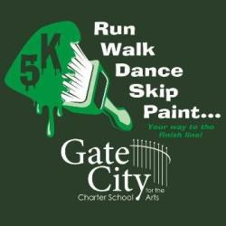 Paint Your Way 5K