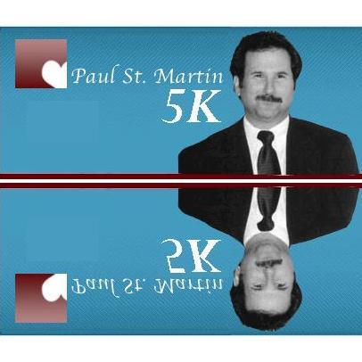 Paul St. Martin 5K