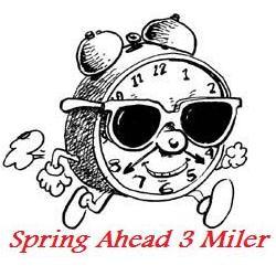 Spring Ahead 3 Miler