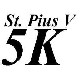 St. Pius V 5K