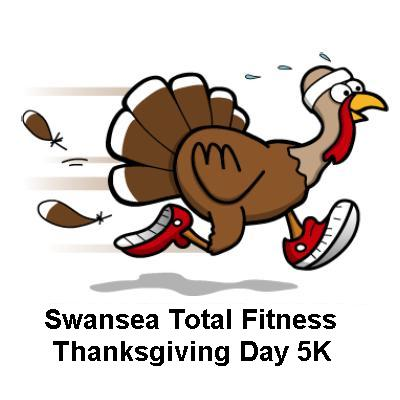 Total Fitness Thanksgiving Day 5K