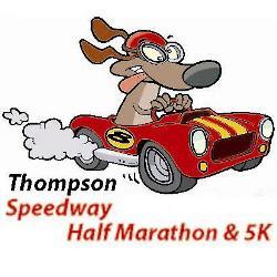 Thompson Speedway Half Marathon & 5K