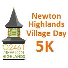 Newton Highlands Village Days 5K