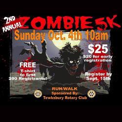 Zombie Run 5K